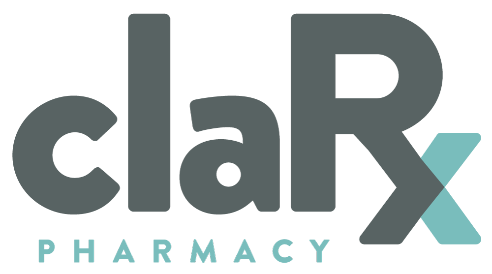 claRx Pharmacy Logo